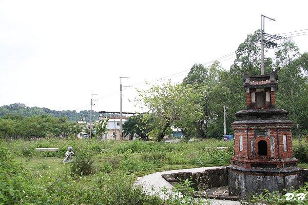 玉泉村聖蹟亭