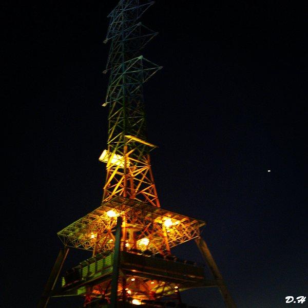 光之塔與維納斯